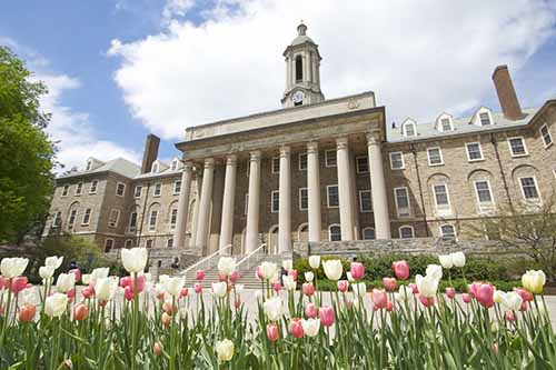 Penn State University 10 Highly Recommended Online Universities