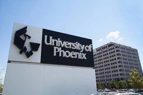 university of phoenix 10 Highly Recommended Online Universities